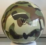 Vollkugel 160 mm Camouflage Army grün *Sonderedition*