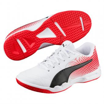 PUMA Veloz NG weiss-rot **AKTIONSPREIS**