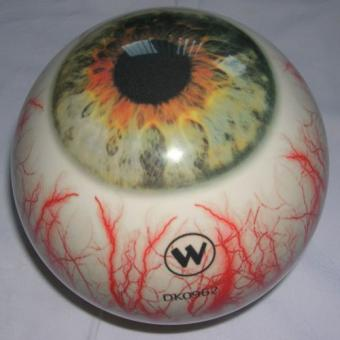 Vollkugel 160 mm Auge *Sonderedition*